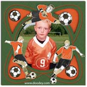 soccer card Young Holland