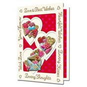 Valentine card 3D Envelope