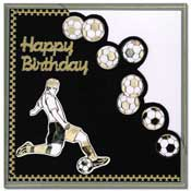 handmade boys greeting cards with doodey products, Birthday card