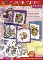 Match-It Flower Faires and Cardlayers
